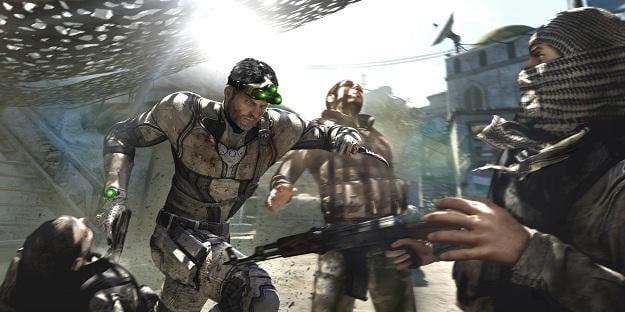 Splinter Cell Blacklist E3 preview