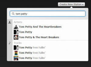 spotify-create-station-tom-petty