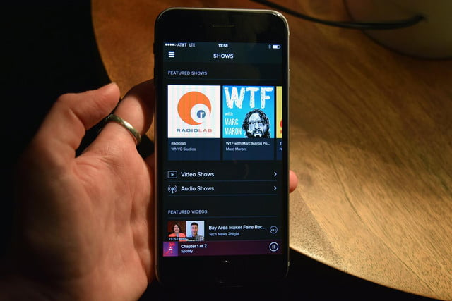 spotify programmatic audio ads app update hands on