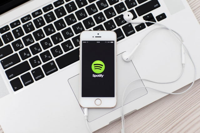 what does spotifys  percent mobile ad growth mean for company spotify iphone macbook