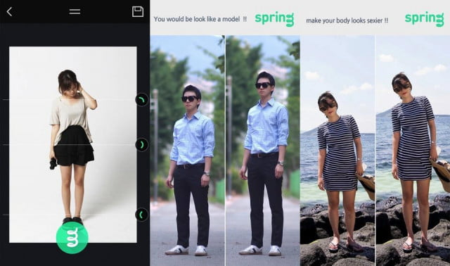 insecure height app makes taller photos spring