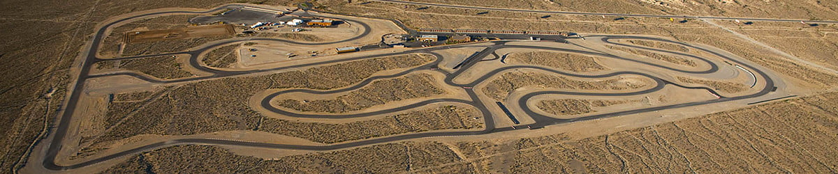 Watch out, Nürburgring: The world's longest race track will soon be found in Vegas
