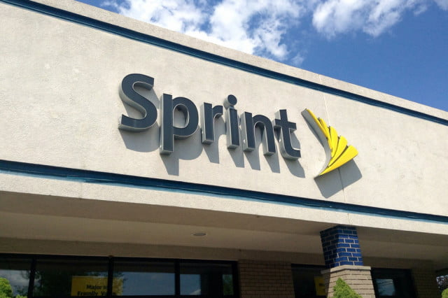 sprint third quarter  financial results building sign logo headquarters hq store