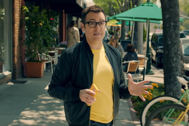 sprint new unlimited deal  can you hear me now guy