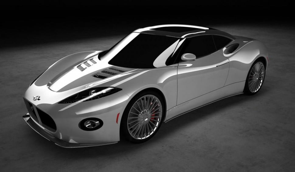 Spyker B6 Venator production version
