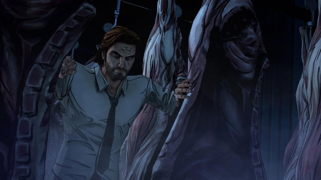 Wolf Among Us - In Sheep's Clothing screenshot 3
