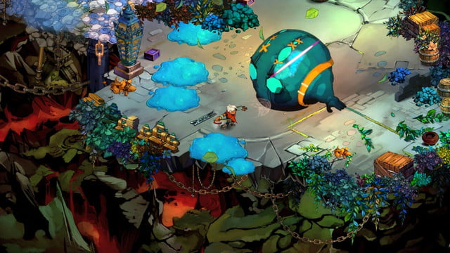 supergiant games rerelease bastion for xbox one