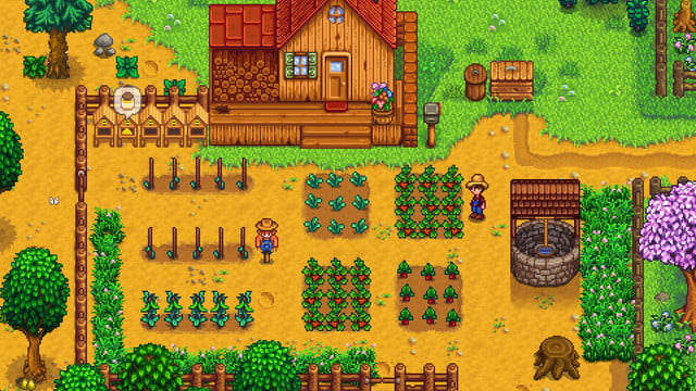 stardew valley  announced
