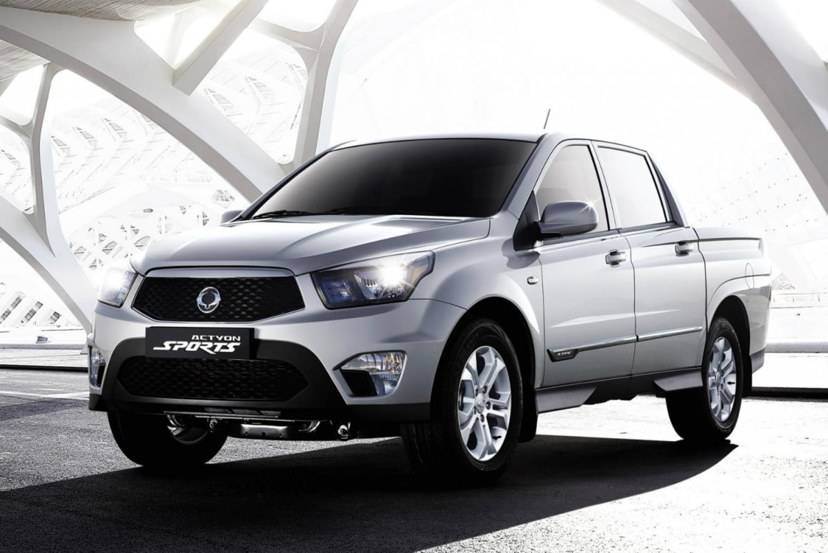 invasion budget korean automaker ssangyong may enter us market actyon sports