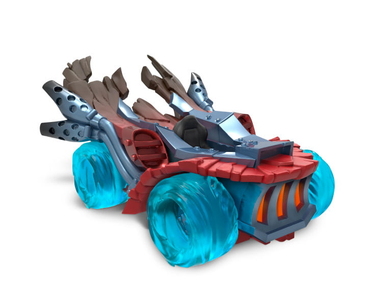 skylanders superchargers announcement ssc keyshot hotstreak fin hires