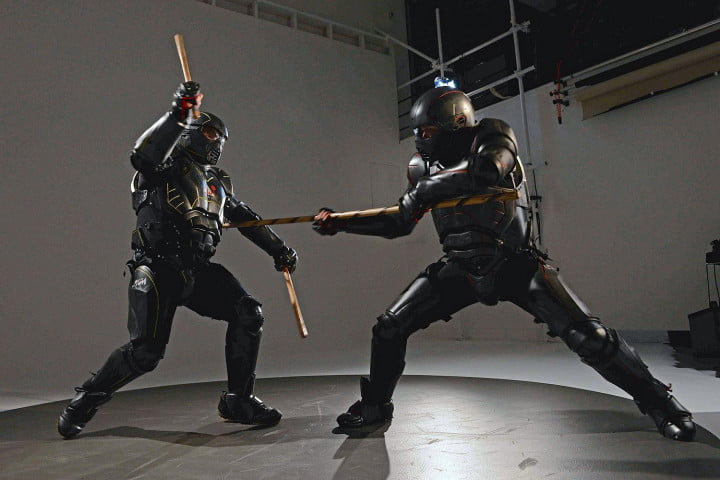 unified weapons master future fighting staff vs twin stick