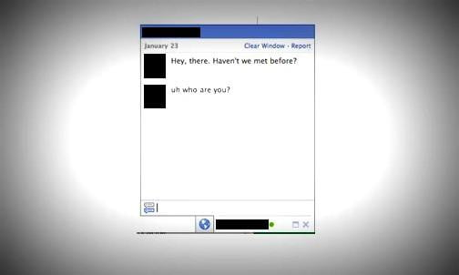 fb chat stalk