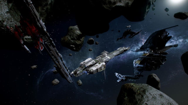 star citizen crosses  million mark crowdfunding