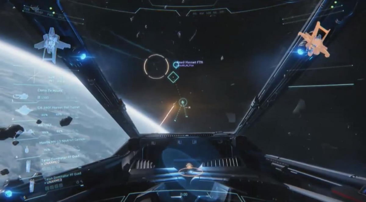 star citizen takes flight may  arena commander