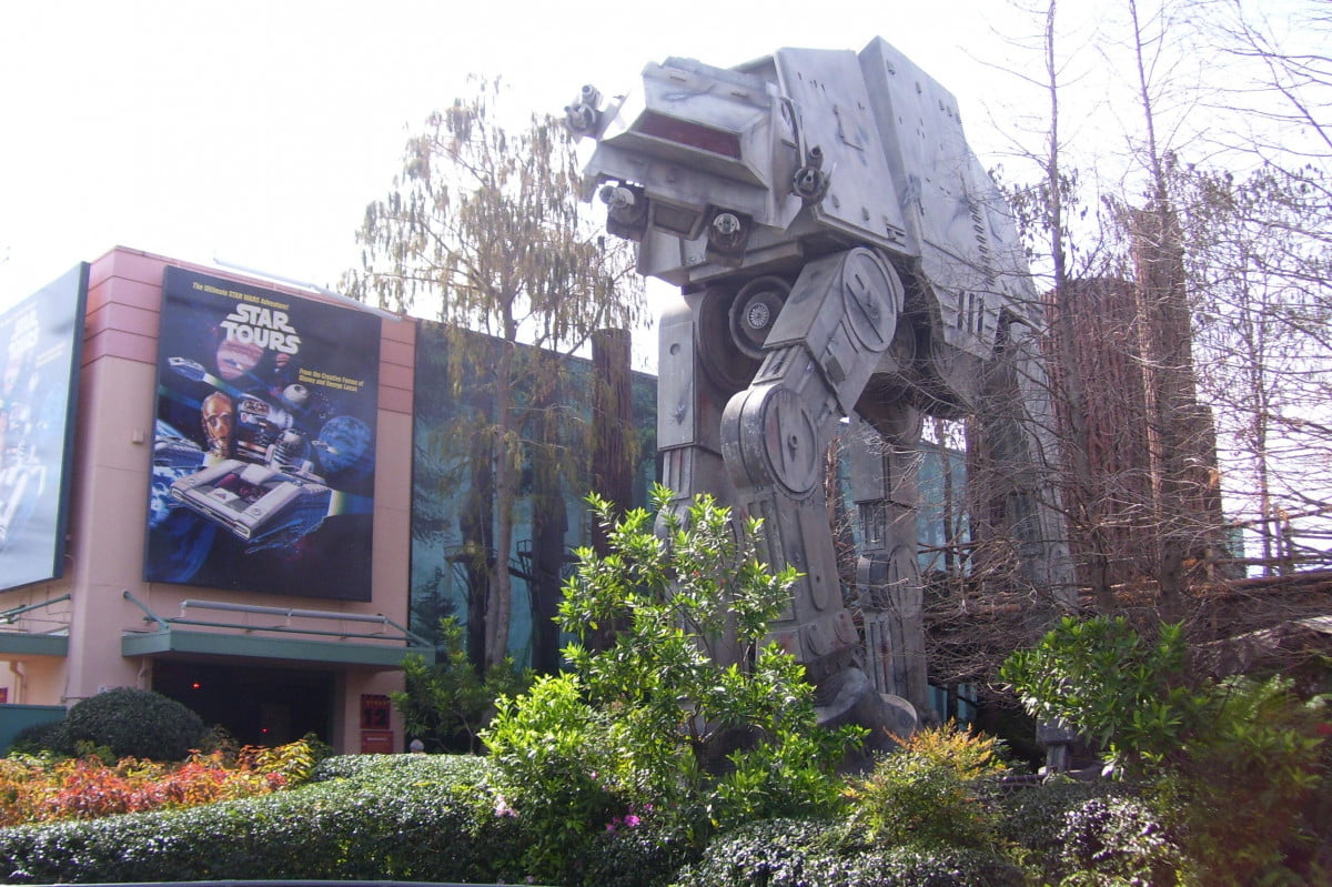 star wars attractions disney parks will based new films tours