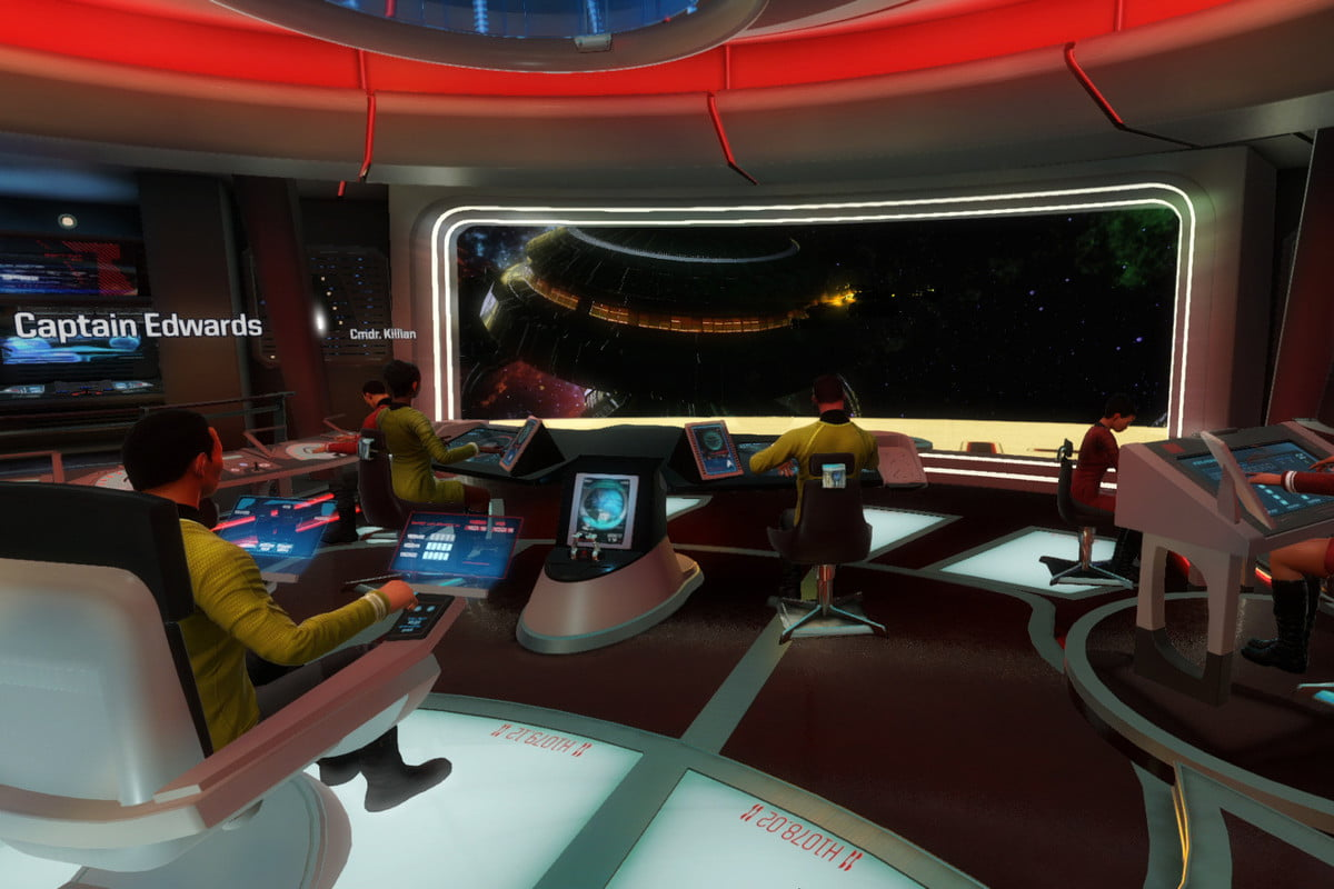 first star trek vr game puts you on the bridge crew