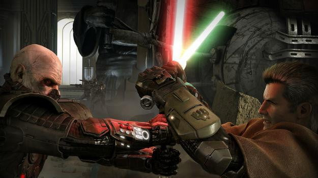 Star Wars the Old Repbulic Bioware EA layoffs