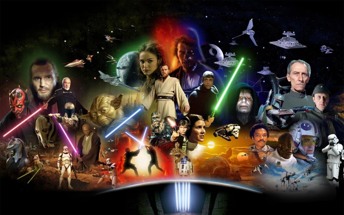 star wars  spinoffs planned episode vii title