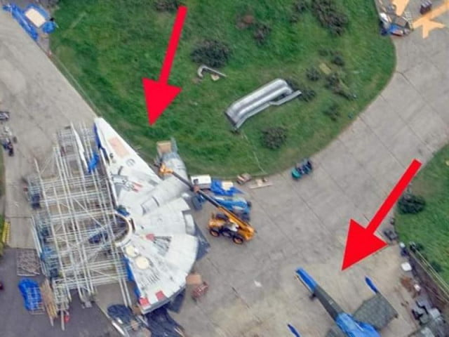 star wars produces want drone shield stop set leaks