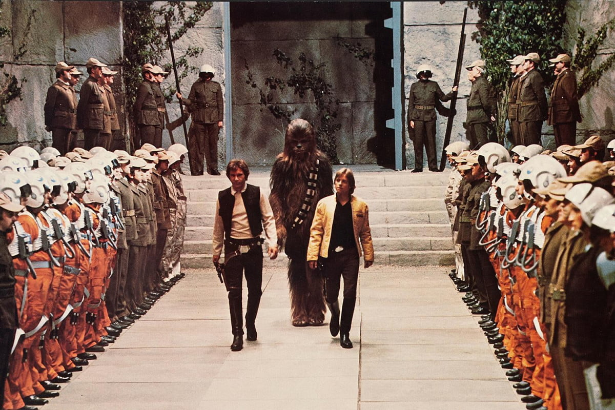 your favorite movies will still evolve star wars episode iv  a new hope