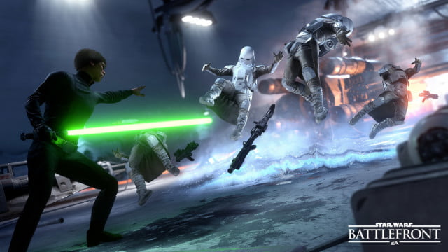 may the force be with gpu star wars battlefront now free amd fury cards