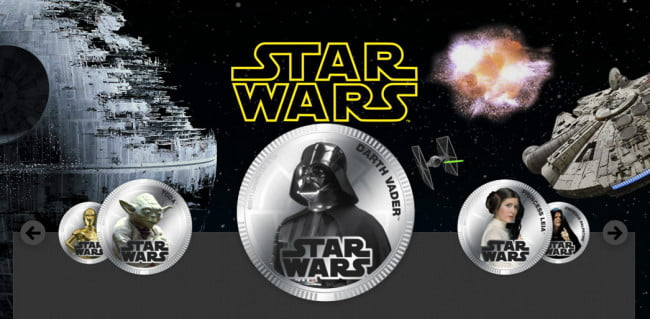 star wars coins 1