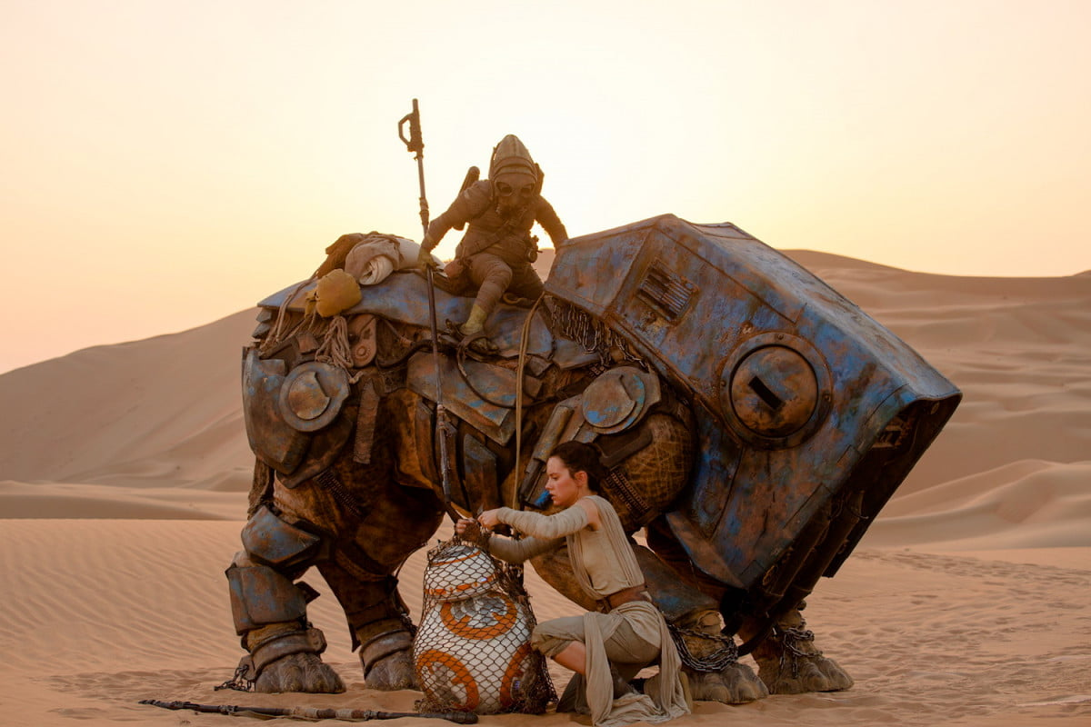 star wars episode viii release date moved the force awakens