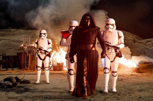 colin trevorrow george lucas star wars petition the force awakens