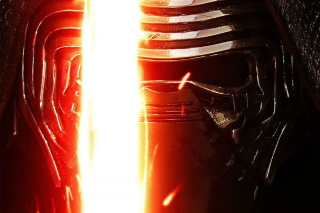 star wars facebook picture the force awakens kylo poster