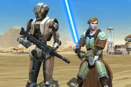Star Wars The Old Republic - Allies update 2