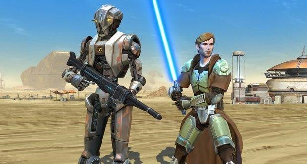 star wars the old republic free to play