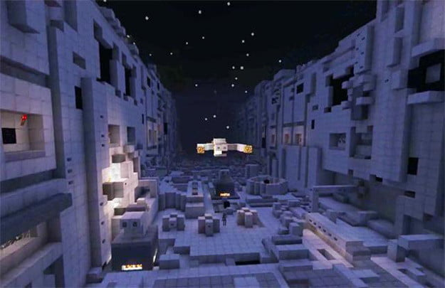 Star-Wars-Trench-Run-Minecraft-RP