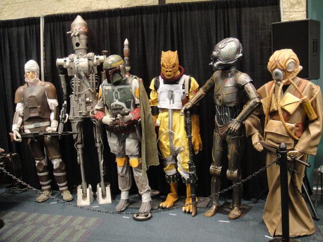 star wars cosplay theaters