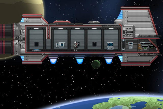 starbound survival game exit steam early access