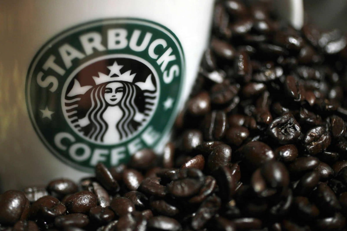 starbucks launch delivery service mobile app orders beans