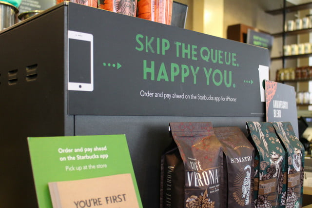 wechat starbucks china mobile ordering