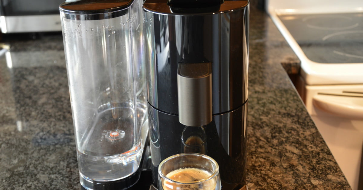 Starbucks Verismo V Makes Coffee and Espresso From Pods Digital Trends