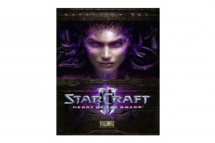 starcraft  heart of the swarm review cover art