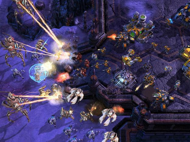 starcraft 2 free to play
