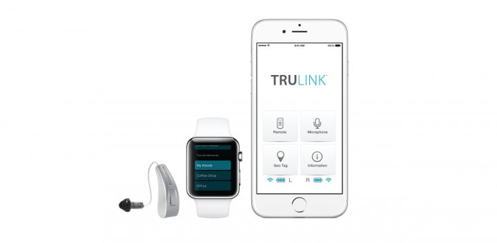 halo 2 hearing aids offer smartphone bluetooth