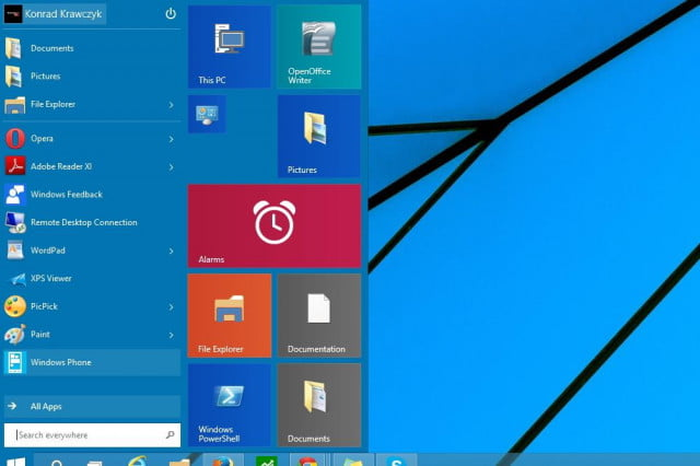 windows  start menu tips tricks more