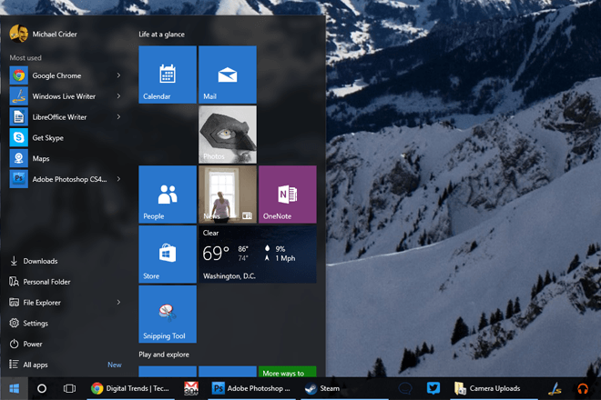 ... there a way to make it look like win 7 or win 8 nice and clean like so