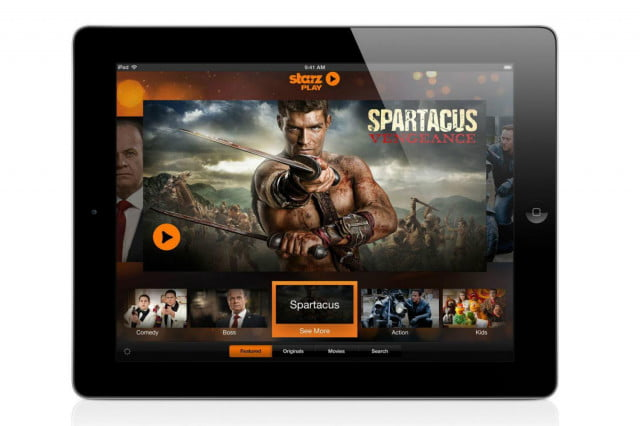 starz play roku streaming app