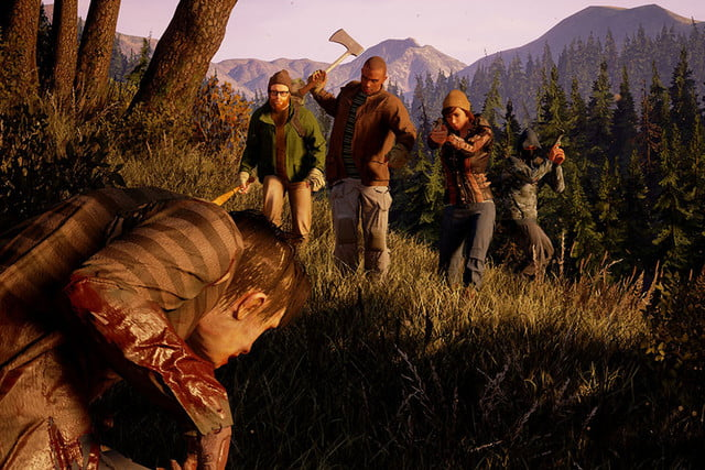 state of decay  e