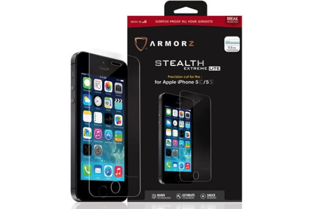 stealth extreme lite screen protector for iphone and galaxy note