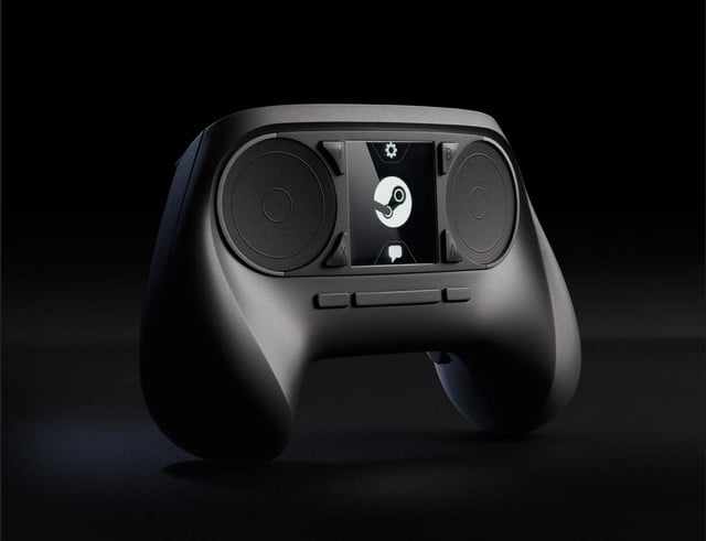 valve concludes its week of reveals with the steam controller