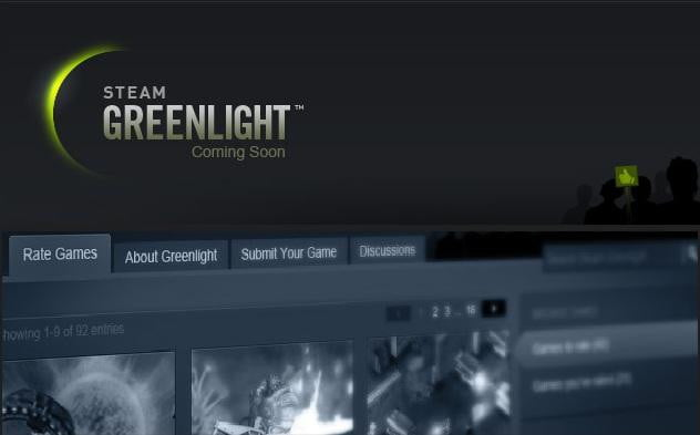 how to get a game on steam greenlight
