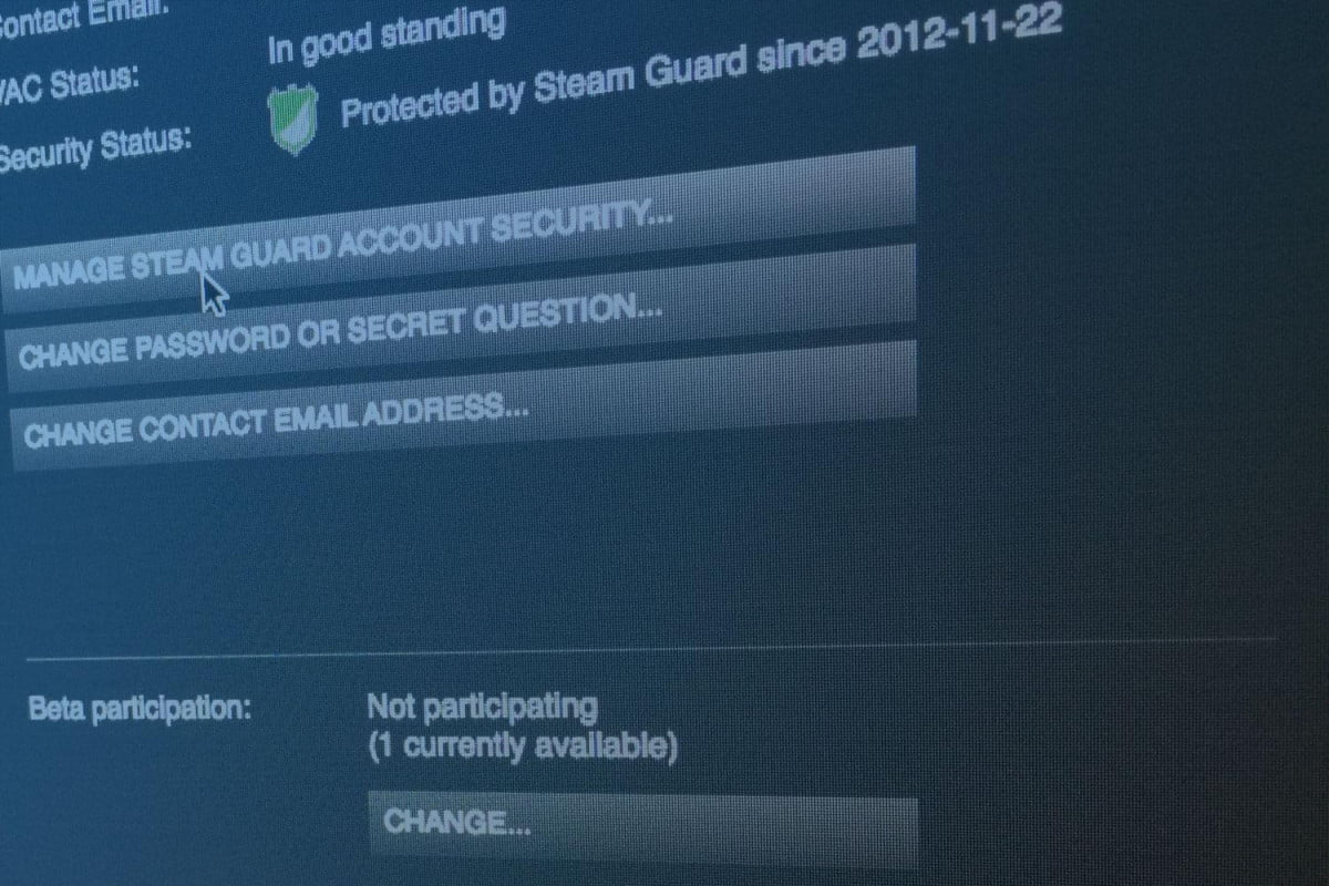 steam mobile two factor authentication guard