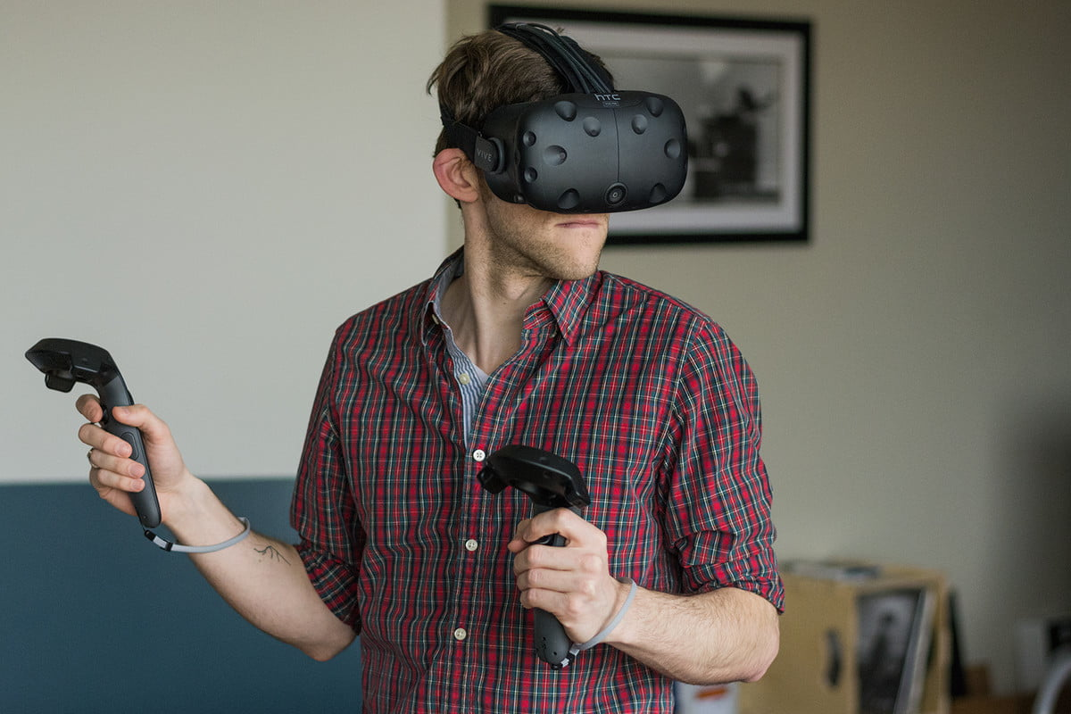 oculus home and steam vr is the killer app