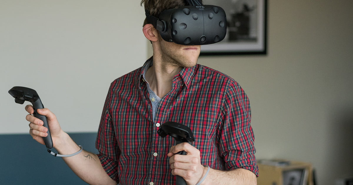 Steam Broadcasting Now Supports Streaming VR Games